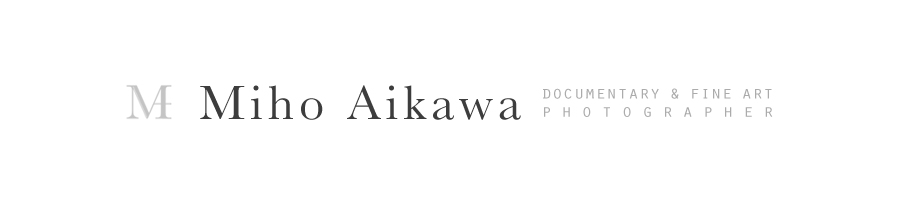Photographer Miho Aikawa in NY Blog